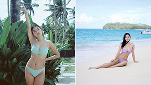 Rei Germar's Beach Ootds In Siargao Will Convince You To Wear Bikinis All Summer
