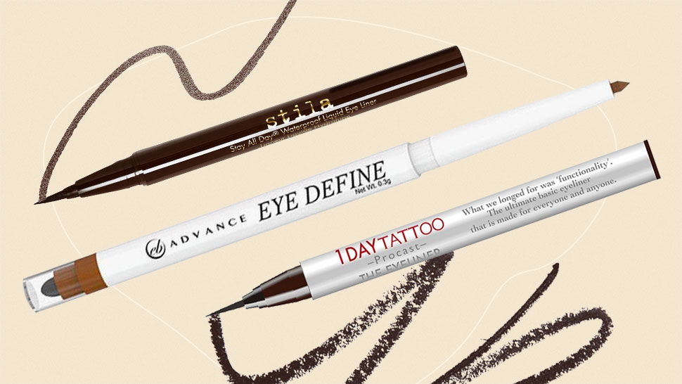 """7 Best Brown Eyeliners To Shop For Your """"no-makeup"""" Makeup Looks"""