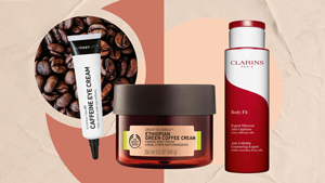 Feeling Puffy? Here's Why You Need Caffeine In Your Skincare Routine