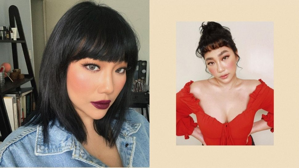 8 Cute Ways To Style Your Bangs Like Raiza Contawi