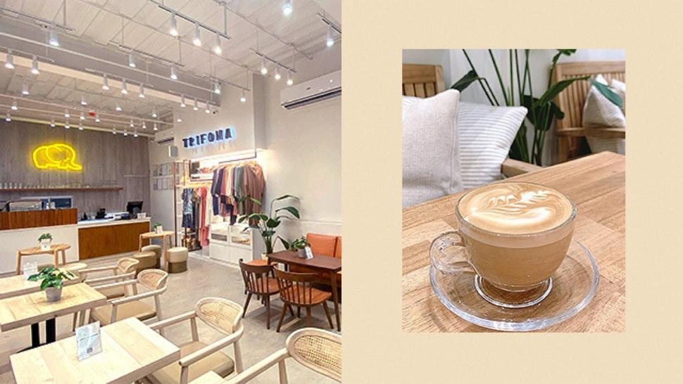 This Aesthetic Korean-inspired Café Also Doubles As A Shopping Space