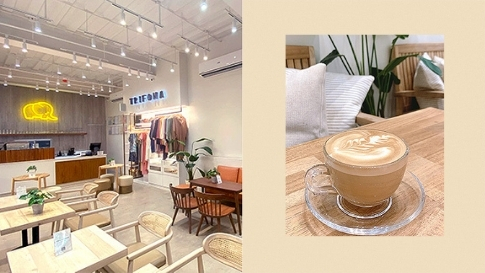 This Aesthetic Korean-inspired Café Also Doubles As A Shopping Space