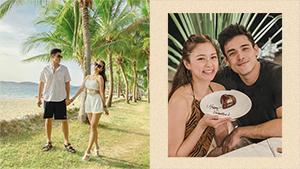 Kim Chiu And Xian Lim Wore The Cutest Couple Ootds In Coron, Palawan