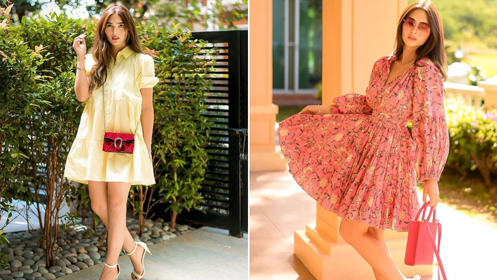 Sofia Andres' Ootds Are Proof That We All Need Pretty Dresses In Our Closets