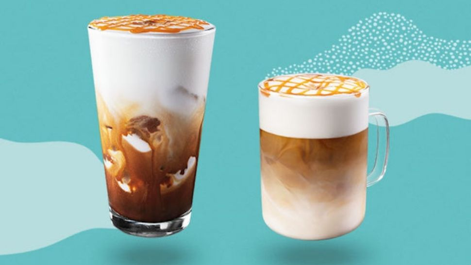 Omg, Starbucks Is Finally Releasing Their Salted Caramel Coffee Drink!