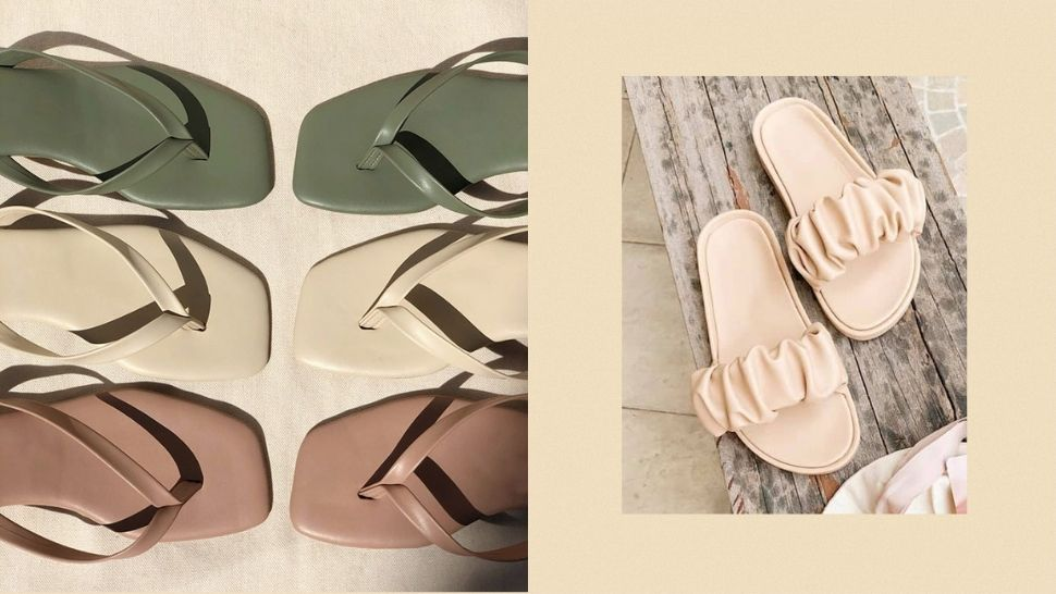 10 Minimalist Sandals Perfect For Your Work-from-home Loungewear