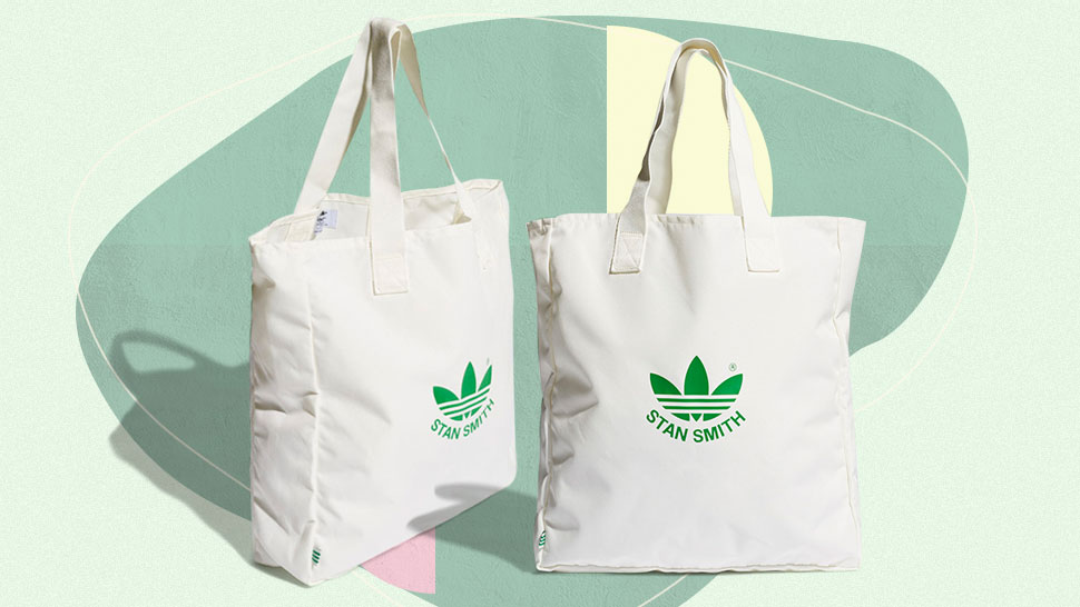 Adidas' Cool New Tote Would Match Your Stan Smith Sneakers Perfectly