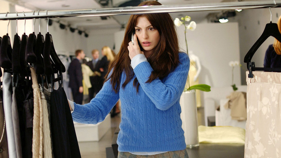 """Did You Know? Anne Hathaway Was The Ninth Choice For Andy Sachs In """"the Devil Wears Prada"""""""