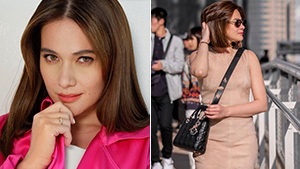 Bea Alonzo Reveals She Worked Hard For 7 Years Before Buying Her First Designer Bag
