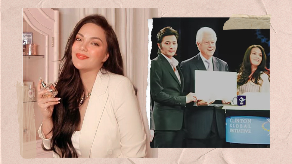 KC Concepcion Recalls Embarrassing Moment with Korean Actor Jang Dong Gun