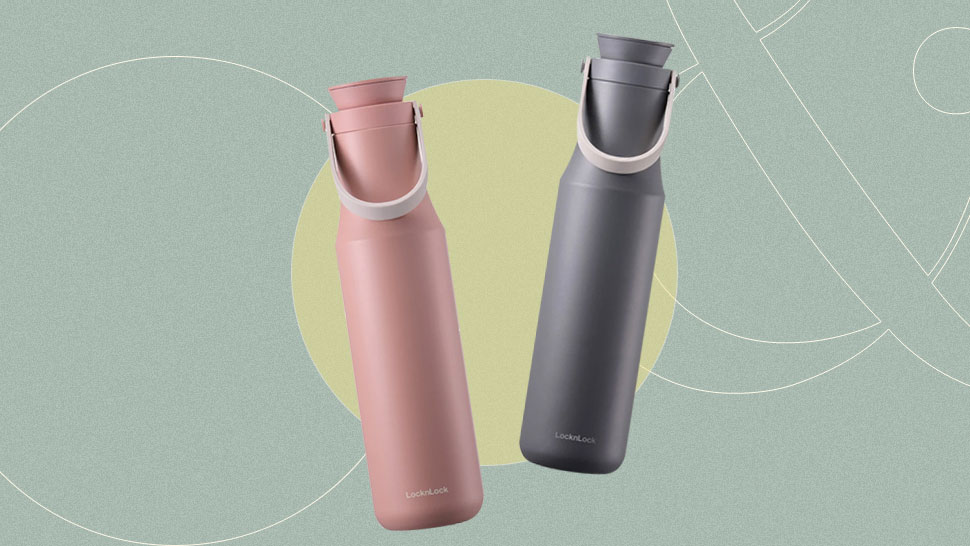 Lock And Lock Has Minimalist, Monochromatic Tumblers And We're In Love