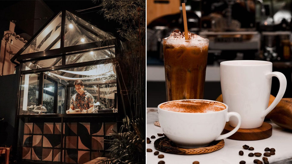 This Tiny Glass House Cafe In Makati Brews Unique Coffee Beverages