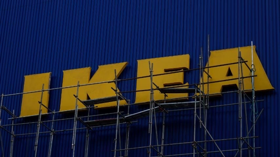 IKEA Philippines Just Put Up Their Famous Logo and We're Beyond Excited