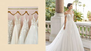 10 Stores Where You Can Shop Gorgeous Ready-to-wear Wedding Gowns