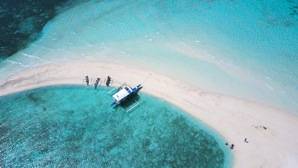 "Filipinos Are Calling This Secluded Sandbar The ""maldives Of Pangasinan"""