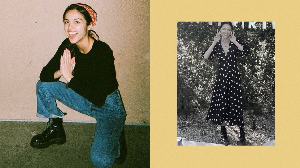 5 Ways to Wear Combat Boots, As Seen on Olivia Rodrigo