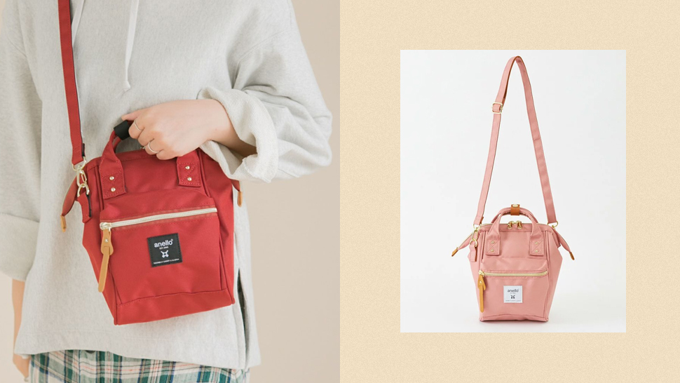 This Tiny Version of the Anello Backpack Is Too Cute for Words