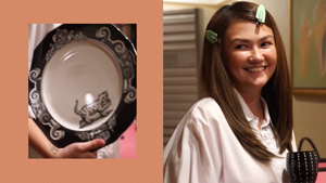 Coco Martin Gifted Angelica Panganiban With Plates From Gucci And Her Reaction Was Priceless