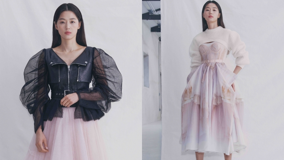Jun Ji Hyun Looks Absolutely Stunning In Her Latest Campaign For Alexander Mcqueen