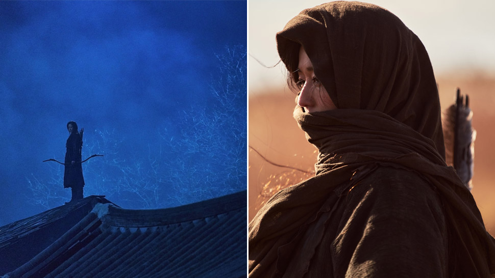 "Here's Your First Look at Jun Ji Hyun in ""Kingdom: Ashin of the North"""