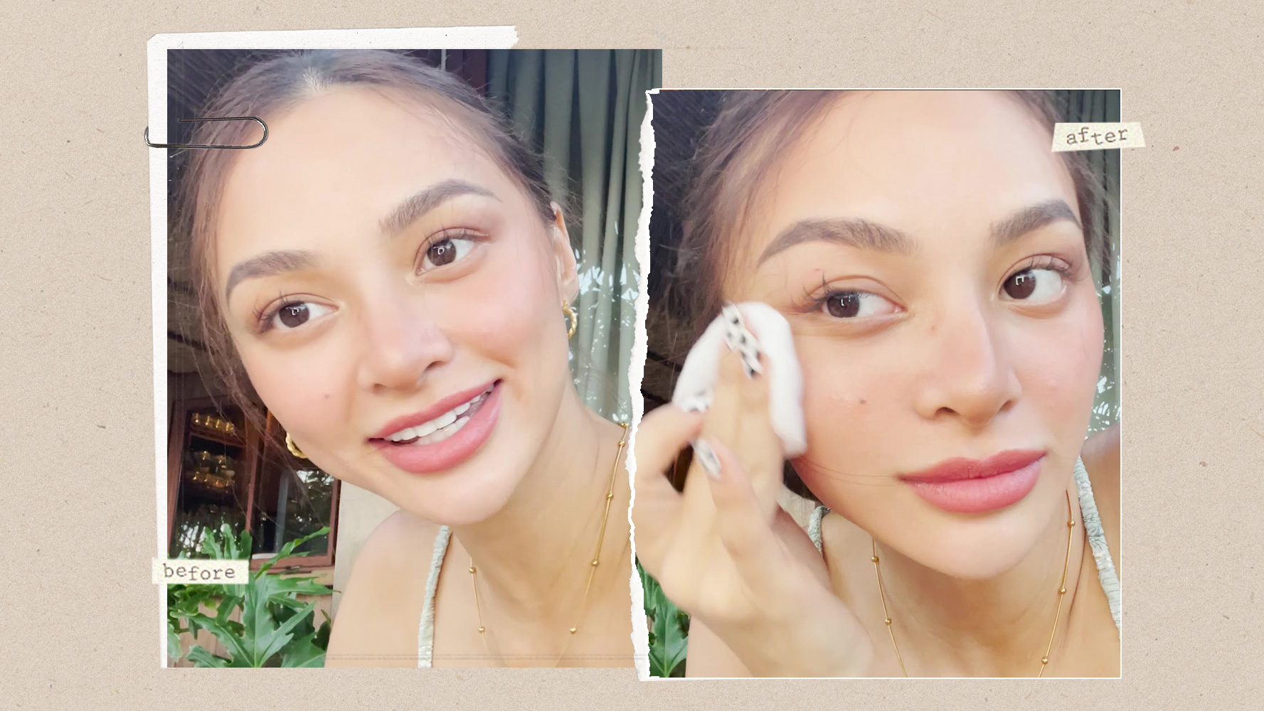Kylie Verzosa Reveals Her Skincare Secrets While Removing Makeup