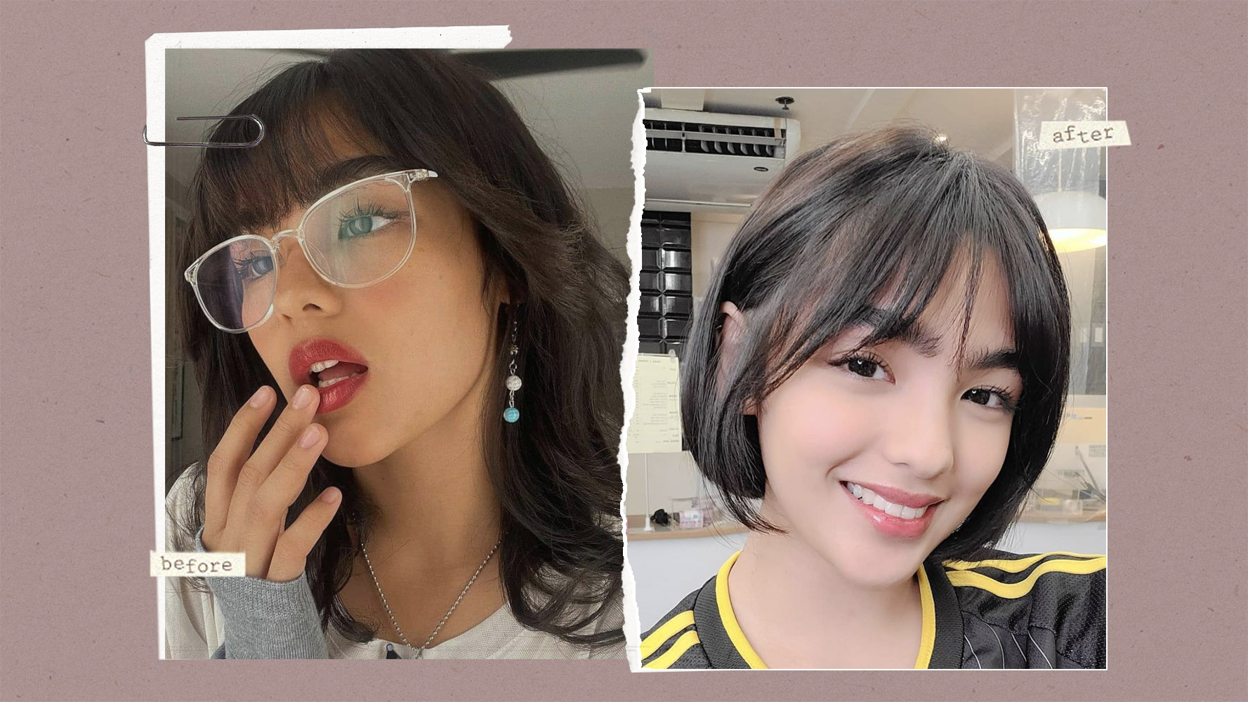 Andrea Brillantes Just Debuted Her Shortest Haircut Yet And She Looks So Fresh