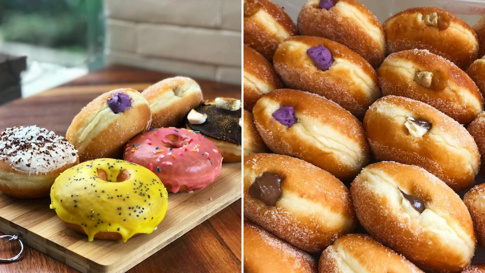 "This Local Shop Specializes In ""london-style"" Doughnuts"
