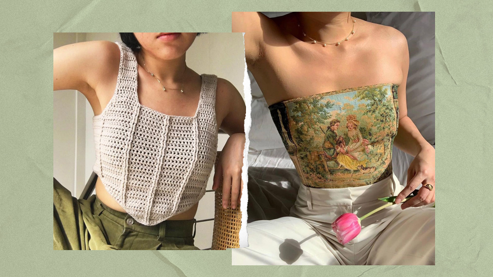 6 Instagram Shops That Sell Pretty And Aesthetic Corset Tops