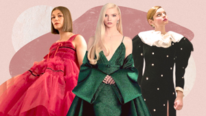 10 Best Dressed Women At The Virtual Golden Globes 2021 Red Carpet