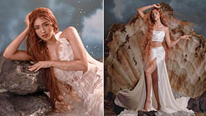 Andrea Brillantes Looks Like A Goddess In Her Ethereal 18th Birthday Photoshoot