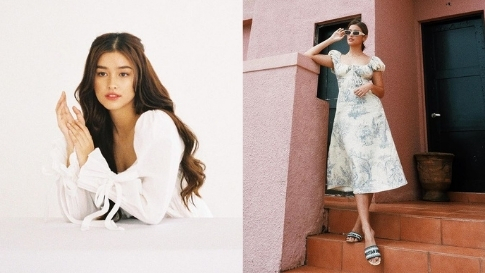 The Exact Puff Sleeve Dresses We've Spotted On Liza Soberano