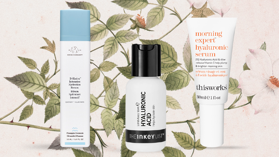 10 Hydrating Hyaluronic Acid Serums For Smooth Glowing Skin