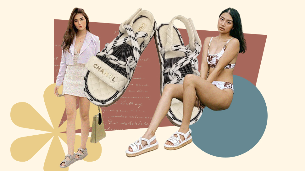 10 Of The Most Expensive Designer Sandals Local Celebrities Own