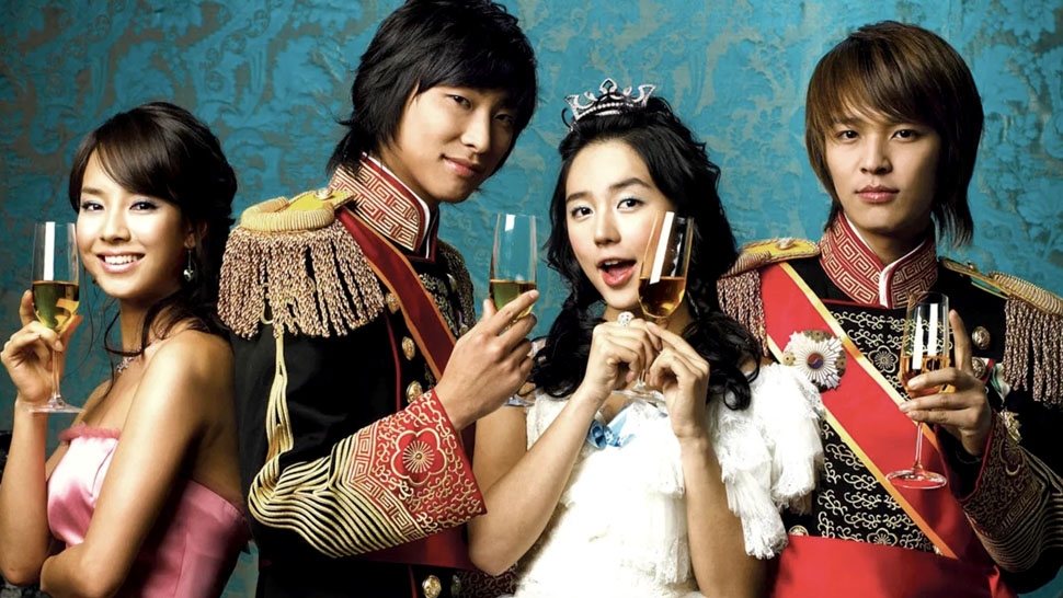 "The Hit 2006 K-drama ""princess Hours"" Is Getting A Remake And We're Beyond Excited!"