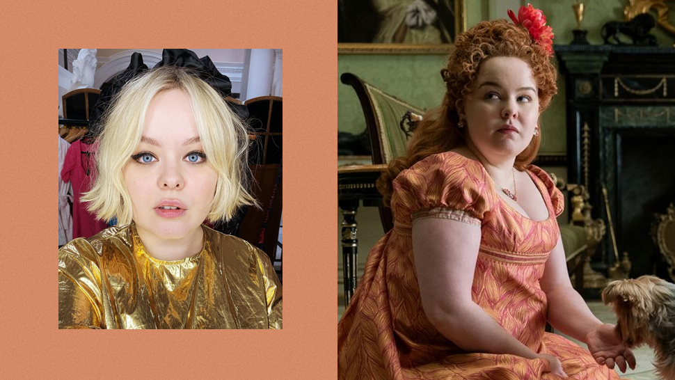 "Nicola Coughlan Had The Best Reply To A Tweet Calling Her ""the Fat Girl From Bridgerton"""