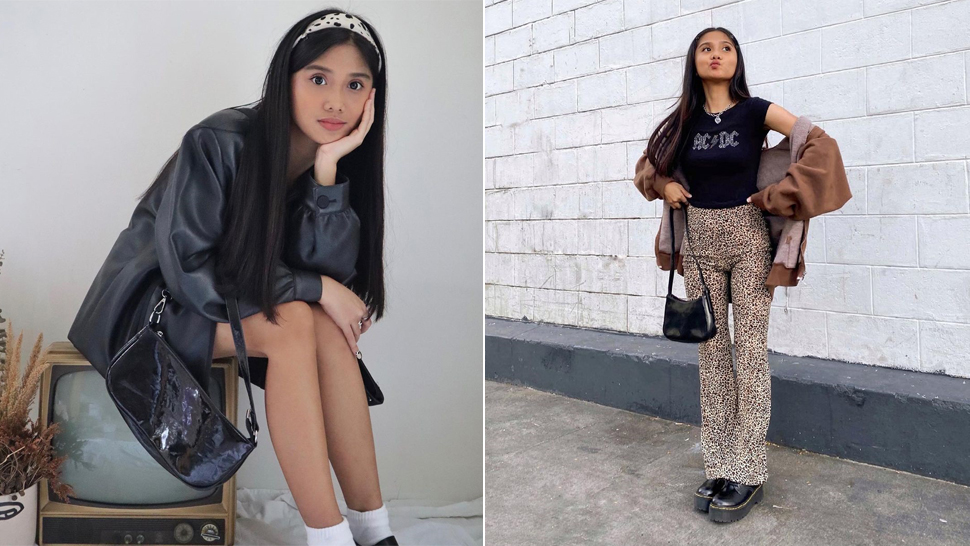 We Found the Exact Affordable Y2K-Inspired Bags Seen on Ashley Garcia's Instagram