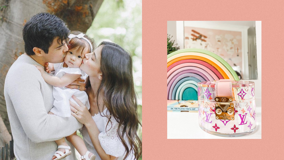 Louis Vuitton Just Gifted Anne Curtis' Daughter With A Jewelry Box That Costs Over P60,000
