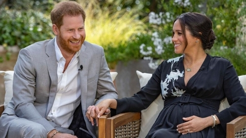 Meghan Markle's Interview Outfit With Oprah Costs P200,000