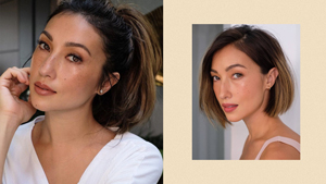 Solenn Heussaff Just Got A Short Haircut For The Summer And She Looks So Chic