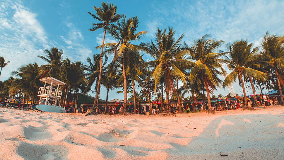 Here's How To Register For Boracay's Qr Code For Tourists