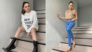 K Brosas' Instagram Ootds Are Proof That You Can Have Fun With Fashion In Your 40s