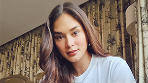 Pia Wurtzbach Has The Best Advice For Those Dealing With A Quarter-life Crisis