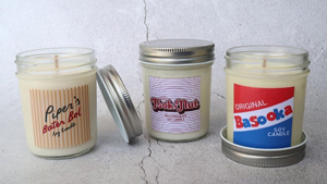These Scented Candles Smell Just Like Your Favorite Old-school Candies