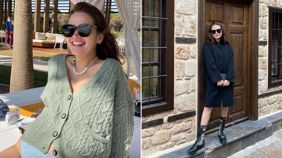 We're Totally Taking Notes from Bela Padilla's Effortlessly Cool Travel OOTDs in Turkey
