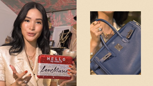 Here's How Heart Evangelista Proved That An Hermes Birkin Is A Good Investment