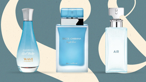 10 Fresh Fragrances That Will Remind You Of The Beach