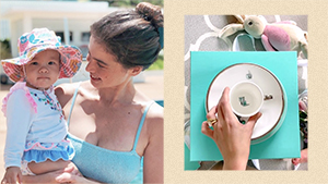 Tiffany And Co. Just Gifted Anne Curtis' Daughter Dahlia With A Luxury Tea Set