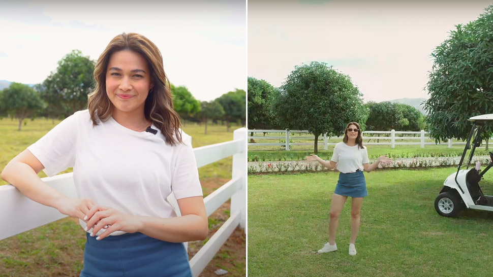 Bea Alonzo Finally Revealed Their Huge Farm In Zambales And It's So Beautiful