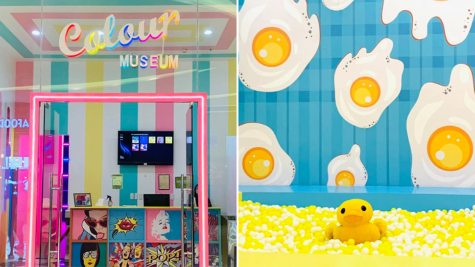This Indoor Museum In Cebu Will Inject A Pop Of Color Into Your Instagram Feed