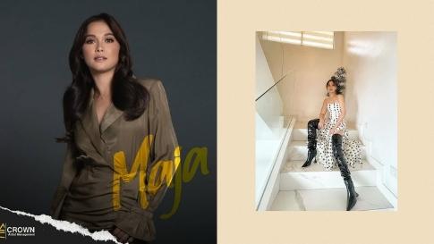 Maja Salvador Announces That She's Now